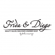 Logo of Frida & Diego Beauty Salon