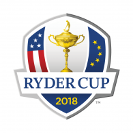 Logo of Ryder Cup 2018