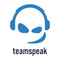 Logo of TeamSpeak