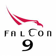 Logo of Spacex Falcon 9