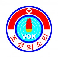 Logo of Voice of Korea