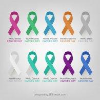 Logo of laço cancer
