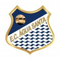 Logo of EC Água Santa