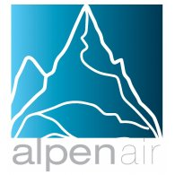Logo of alpenair