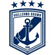 Logo of Club Social y Atlético Guillermo Brown de Puerto Madryn Chubut 2019