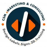 Logo of CSM eMarketing and Consulting - Emblem Logo