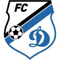 Logo of FC Dynamo Tallinn (00's logo)