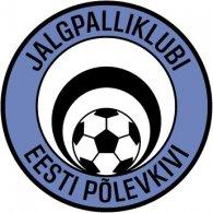 Logo of JK Eesti Polevkivi Johvi (early 90's logo)