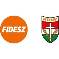 Logo of Fidesz Kdnp