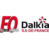 Logo of Force Ouvrière - FO Dalkia Ile-De-France