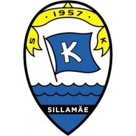 Logo of SK Kalev Sillamae (early 90's logo)