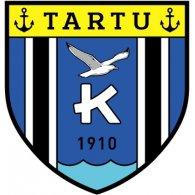 Logo of FC Kalev Tartu (early 90's logo)
