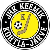 Logo of JHK Keemik Kohtla-Jarve (early 90's logo)