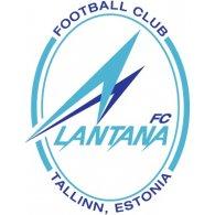 Logo of FC Lantana Tallinn (late 90's logo)