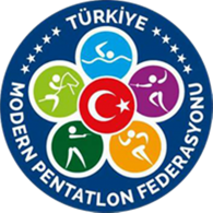 Logo of Türkiye Modern Pentatlon Federasyonu