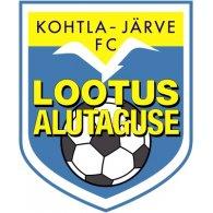 Logo of FC Lootus-Alutaguse Kohtla-Jarve (mid 00's logo)