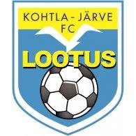 Logo of FC Lootus Kohtla-Jarve (late 00's logo)