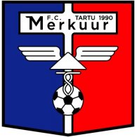 Logo of FC Merkuur Tartu (early 90's logo)