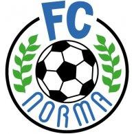 Logo of FC Norma Tallinn (mid 90's logo)