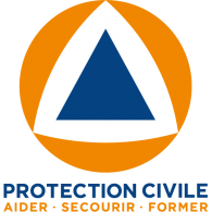 Logo of Protection Civile