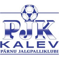 Logo of PJK-Kalev Parnu (mid 90's logo)