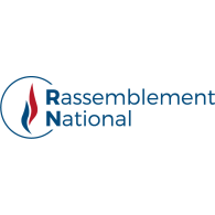 Logo of Rassemblement National - RN