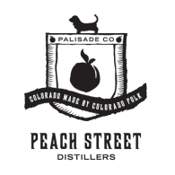 Logo of Peach Street Distillers