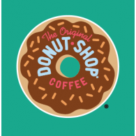 Logo of The Donut Shop