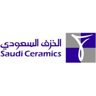 Logo of Saudi Ceramics