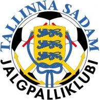 Logo of JK Tallinna Sadam Tallinn (90's logo)