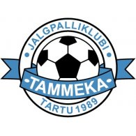 Logo of JK Tammeka Tartu (early 00's logo)