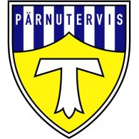 Logo of Tervis Parnu (mid 90's logo)