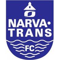 Logo of FC Trans Narva (mid 90's logo)