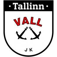Logo of JK Vall Tallinn (90's logo)