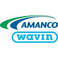 Logo of amanco wavin