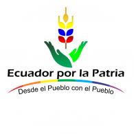 Logo of ECUADOR POR LA PATRIA