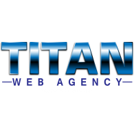 Logo of Titan Web Agency