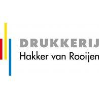 Logo of Drukkerij Hakker van Rooijen