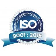 Logo of Iso 9001:2015