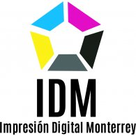 Logo of IDM Impresion Digital Monterrey