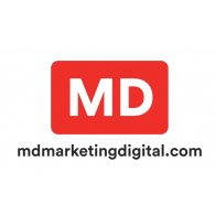 Logo of MD Agencia de Marketing Digital