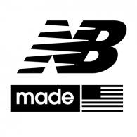 Logo of New Balance USA
