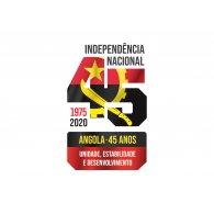 Logo of 45 Anos de Independência
