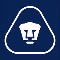 Logo of Pumas (azul y blanco)