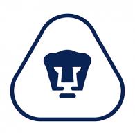 Logo of Pumas (blanco y azul)