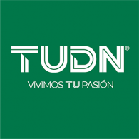 Logo of TUDN (negativo)