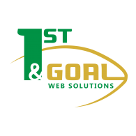 Logo of 1st & Goal Web Solutions