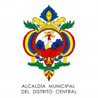 Logo of AMDC Alcaldía Municipal del Distrito Central Honduras