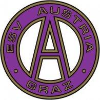 Logo of ESV Austria Graz (1950's logo)