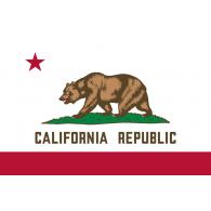 Logo of California State Flag